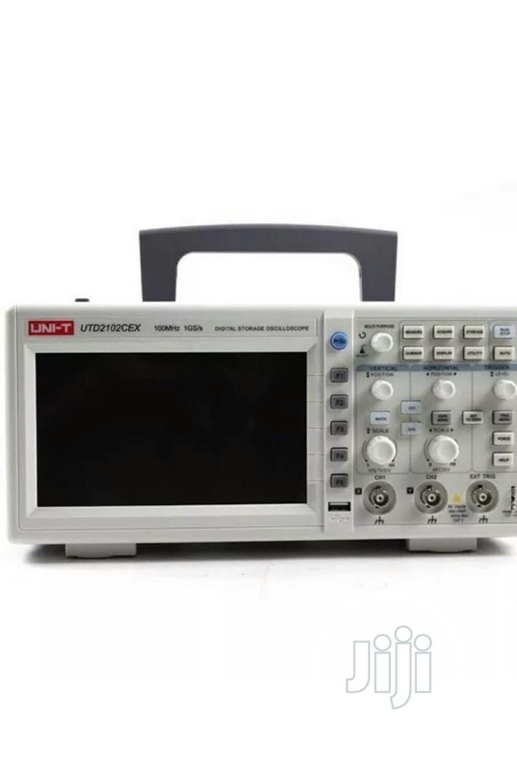 Unit T Digital Storage Oscilloscope 100mhz   Medical Equipment for sale in Ojo, Lagos State, Nigeria