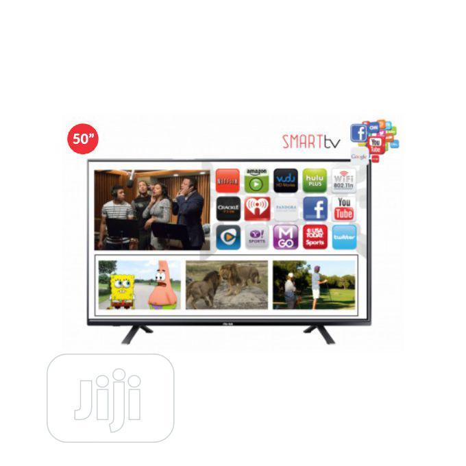 Rite Tek 50-inch Smart FHD LED TV (Smart Air Remote & Voice Control)