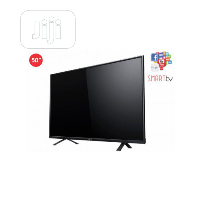 Rite Tek 50-inch Smart FHD LED TV (Smart Air Remote & Voice Control) | TV & DVD Equipment for sale in Lagos Island, Lagos State, Nigeria