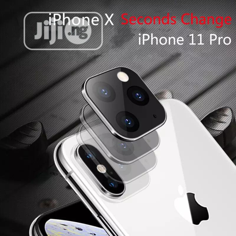 Archive: iPhone 11 Fake Camera Transformation