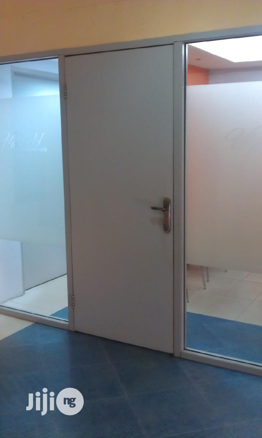Office Partition | Building & Trades Services for sale in Lagos State, Nigeria