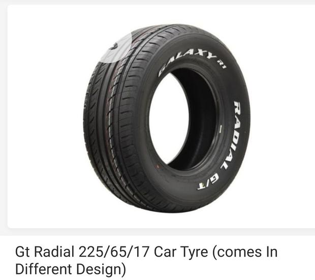 225/65/17 GT Radial Brand New Tyre