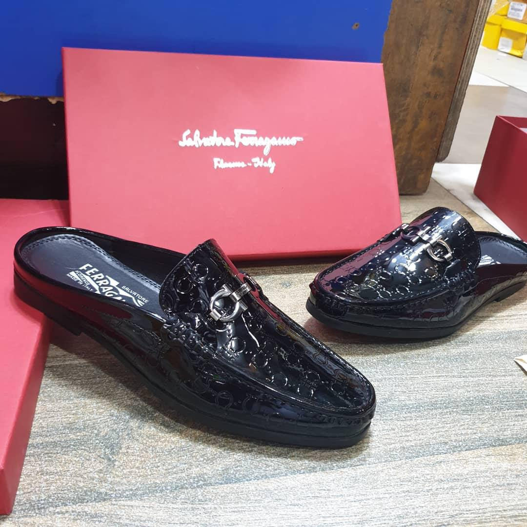 Ferragamo Half Shoe | Shoes for sale in Victoria Island, Lagos State, Nigeria