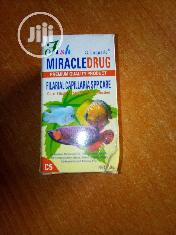 Fish G.L Aquatic Miracle Drug
