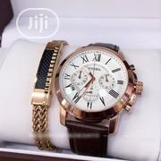 Classic Chronograph Working Fossil Wristwatch | Watches for sale in Lagos State, Lagos Island