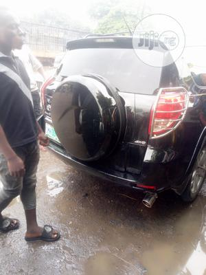Tyre Cover For Rav4 06 To 09 | Vehicle Parts & Accessories for sale in Lagos State, Mushin