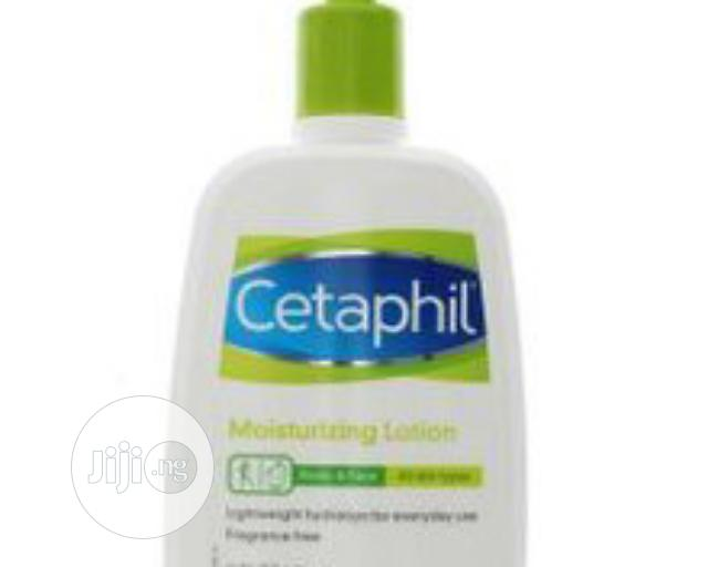 Cetaphil Cetaphil Moisturizing Fragrance Free Lotion Body And Face