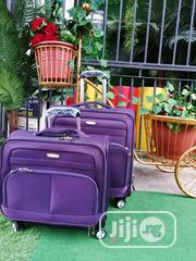 2 In 1 Fancy Purple Luggage | Bags for sale in Ogun State, Ipokia