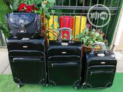 3 In 1 Fancy Luggage With Handbag | Bags for sale in Sokoto State, Gudu LGA