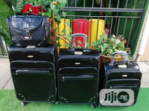 3 In 1 Fancy Luggage With Handbag   Bags for sale in Sokoto State, Gudu LGA