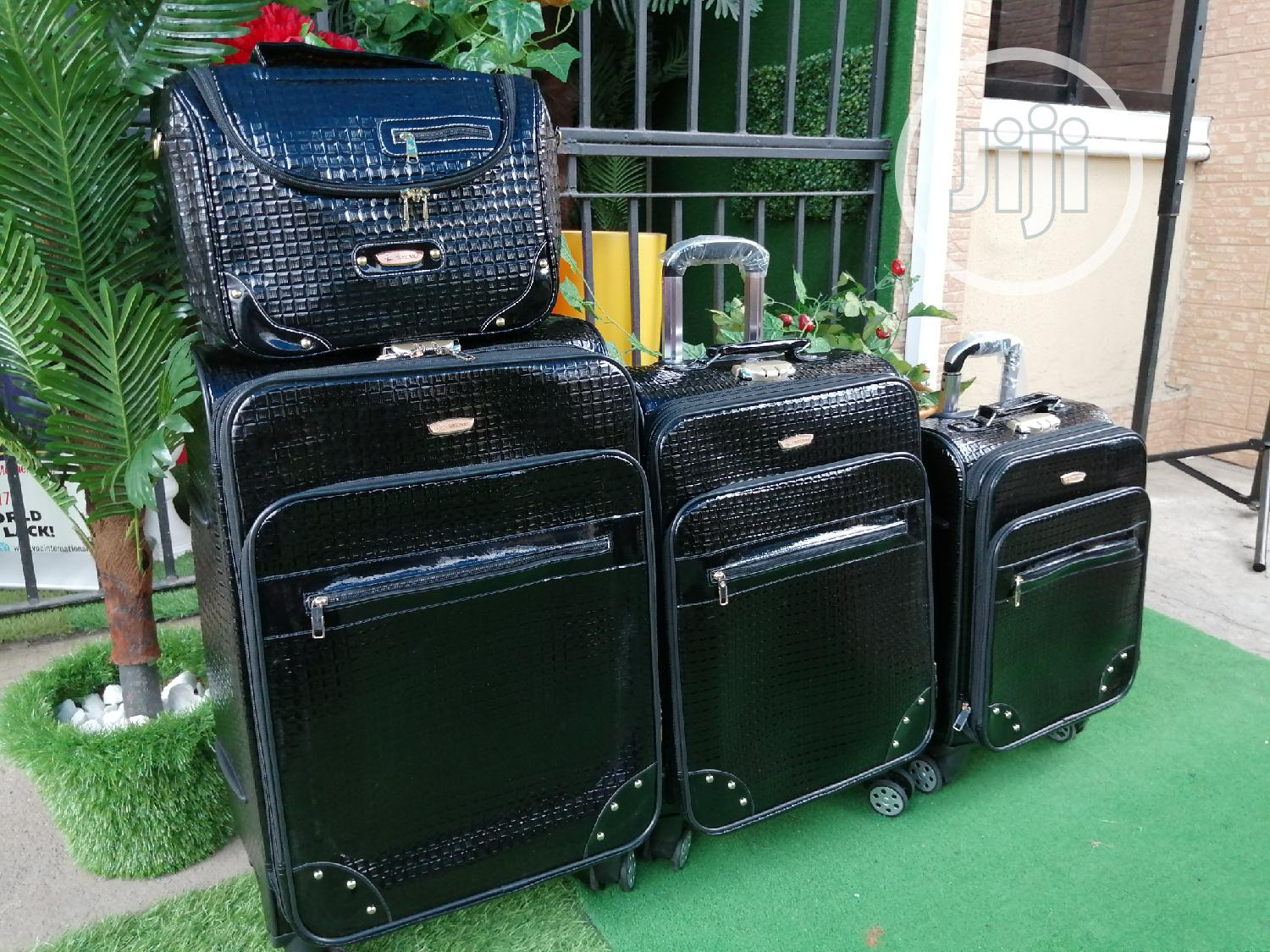 2 in 1 Fancy Luggages