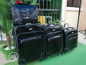 2 in 1 Fancy Luggages   Bags for sale in Taraba State, Gashaka