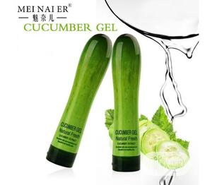 Cream-gel For Face And Body NATURAL FRESH Cucumber Gel, 250 G
