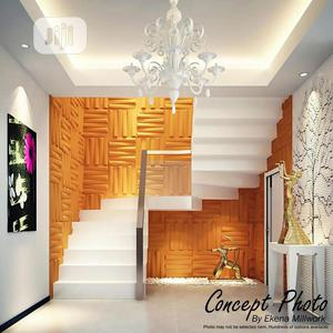 Living Room Retro 3D Wall Sticker | Home Accessories for sale in Lagos State, Ikeja