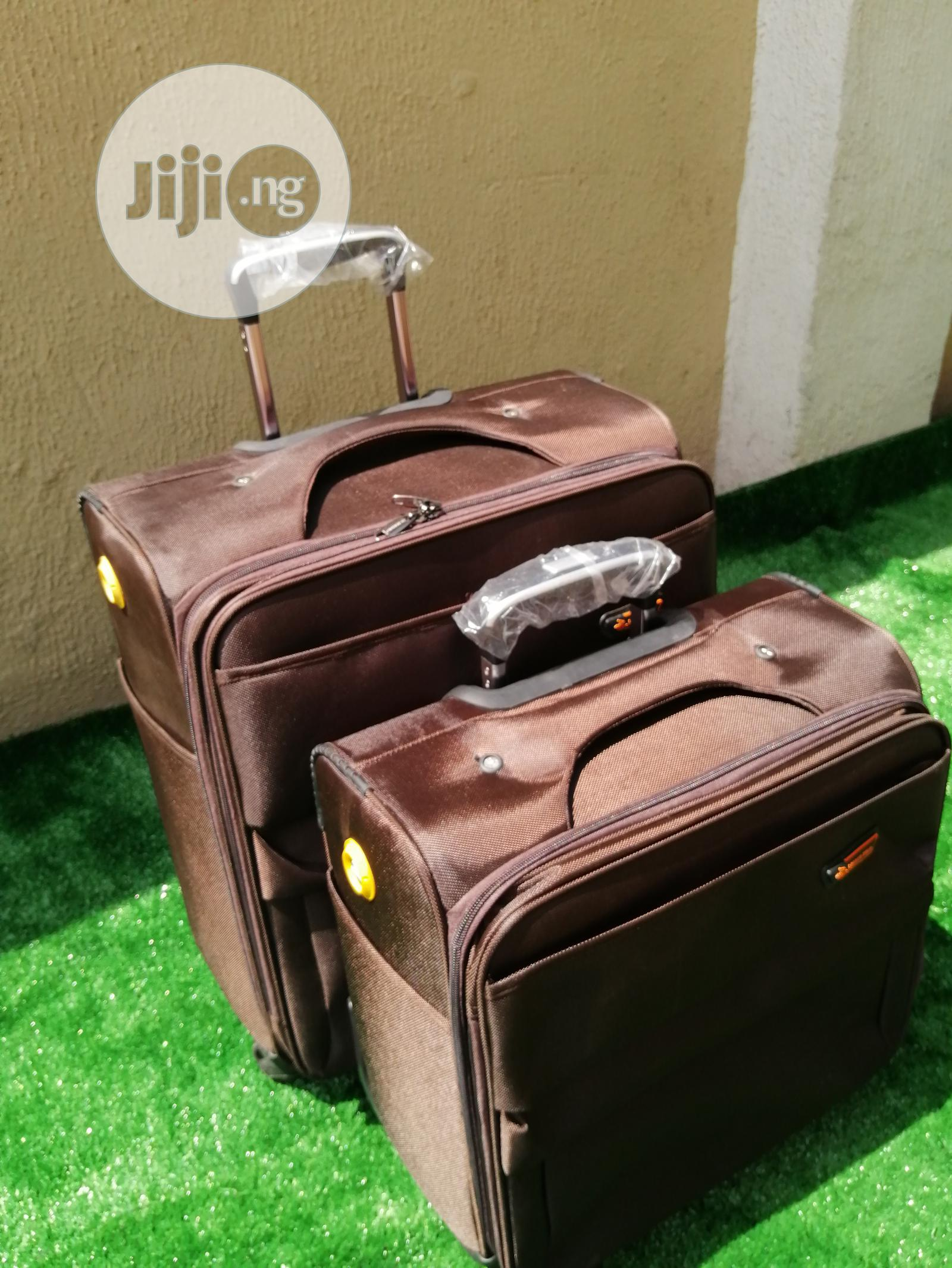 Quality and Affordable 2 in 1 Luggages