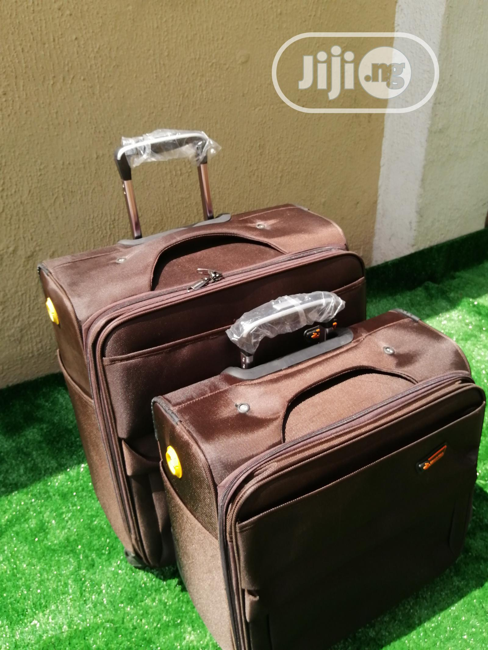 Quality and Affordable 2 in 1 Luggages | Bags for sale in Esan North East, Edo State, Nigeria