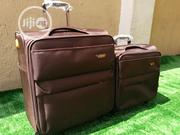Exotic 2 in 1 Luggage Brown | Bags for sale in Kwara State, Baruten