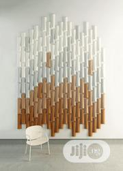 3D Wall Panel Bamboo Design Decor Idea   Home Accessories for sale in Lagos State, Ikeja