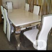 Imported Mabel Dining Table With Six Chairs. | Furniture for sale in Rivers State, Port-Harcourt
