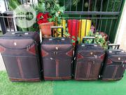 Fashionable 4 In 1 Brown Luggages | Bags for sale in Kebbi State, Suru