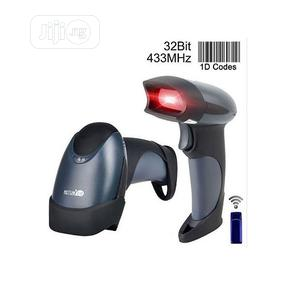 Netum Wireless Barcode Scanner Reader 32bit High Scanned Speed M2 | Store Equipment for sale in Lagos State, Ikeja