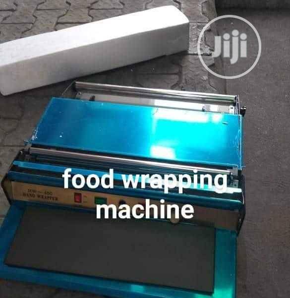 Archive: Food Wrapper