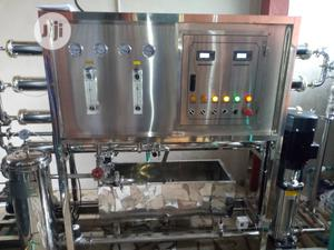 Complete Water Purification Watertreatment System With Reverse Osmosis   Manufacturing Equipment for sale in Lagos State, Amuwo-Odofin