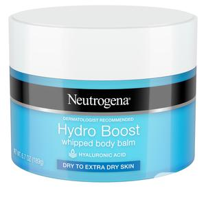 Neutrogena Hydro Boost Hyaluronic Acid Whipped Body Balm, 6.7 Oz | Skin Care for sale in Lagos State, Agege