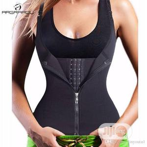 Double Layer Latex Slimming Vest | Clothing for sale in Abuja (FCT) State, Wuse 2