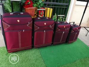 Fashionable 4 In 1 Luggage | Bags for sale in Delta State, Ethiope West