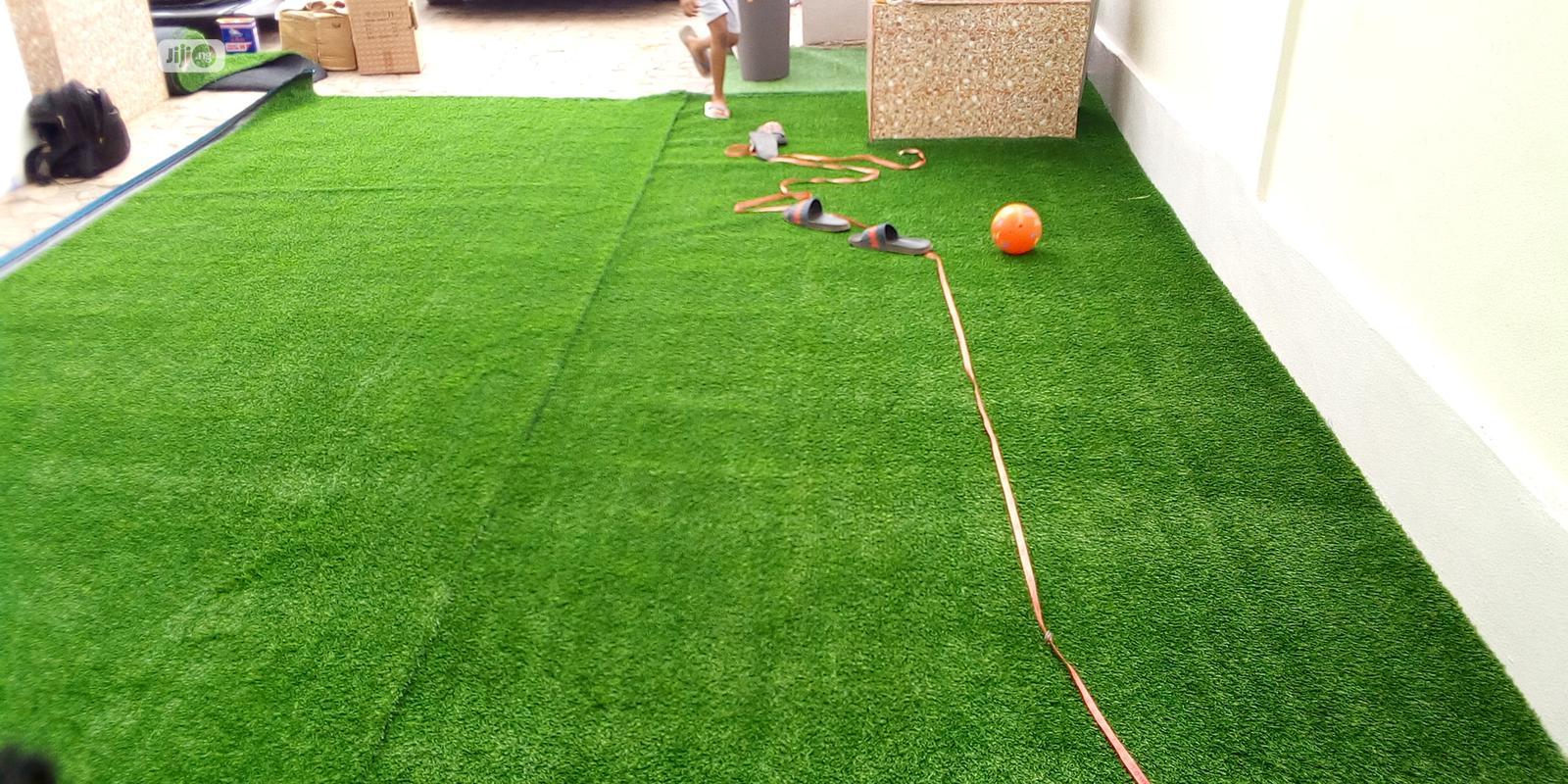 Grass For Kids Playground