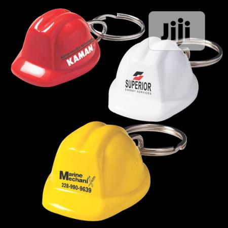Helmet Keyring, Keychains, Key Holder Corporate Promotional Gifts | Computer & IT Services for sale in Ikeja, Lagos State, Nigeria
