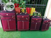 Quality Exotic 4 In 1 Luggages | Bags for sale in Kano State, Bebeji