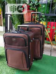 2 In 1 Brown Luggage | Bags for sale in Ebonyi State, Onicha