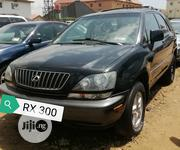 Lexus RX 2001 Black | Cars for sale in Abuja (FCT) State, Nyanya