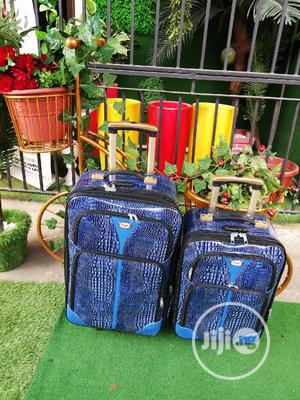 Fashion 2 in 1 Luggages | Bags for sale in Delta State, Uvwie