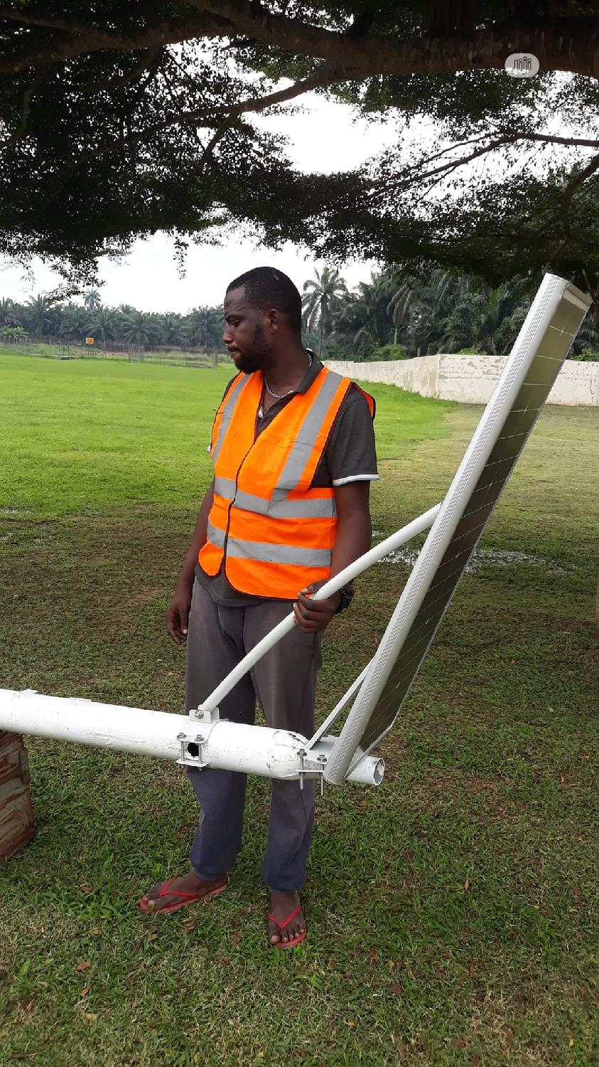 60w All In One Solar Street Light With CCTV Camera   Security & Surveillance for sale in Lekki, Lagos State, Nigeria