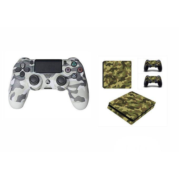 Sony PS4 Controller Pad Playstation Dualshock + Camo Skin