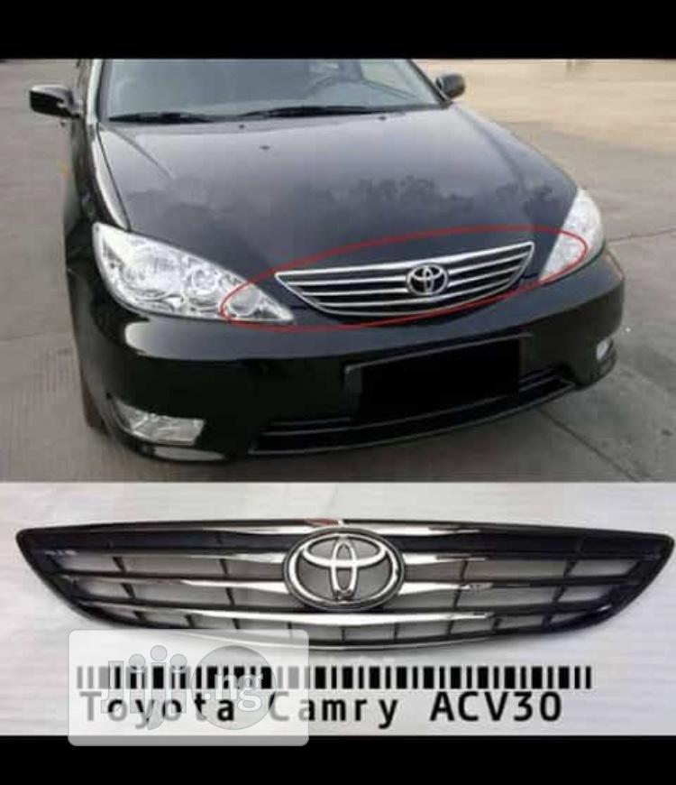 Archive: Front Grille Camry 2.4