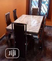 Dining Table With Marble Top | Furniture for sale in Enugu State, Enugu