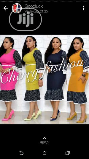 New Cherry Female Gown   Clothing for sale in Lagos State, Ikeja