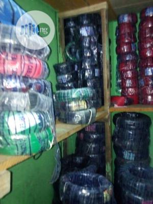 4.Mm Single Nigeria Wire   Electrical Equipment for sale in Lagos State, Ojo