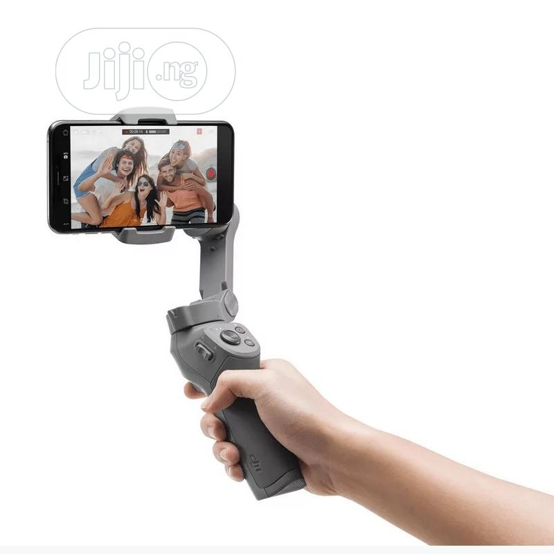 DJI Osmo Mobile 3 Combo Stabilizer 3-Axis | Accessories & Supplies for Electronics for sale in Ikeja, Lagos State, Nigeria