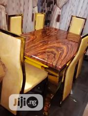 Dining Table With Marble Top.. | Furniture for sale in Enugu State, Enugu