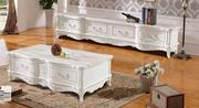 Royal Tv Stand With Center Table With Marble Top | Furniture for sale in Enugu State, Enugu