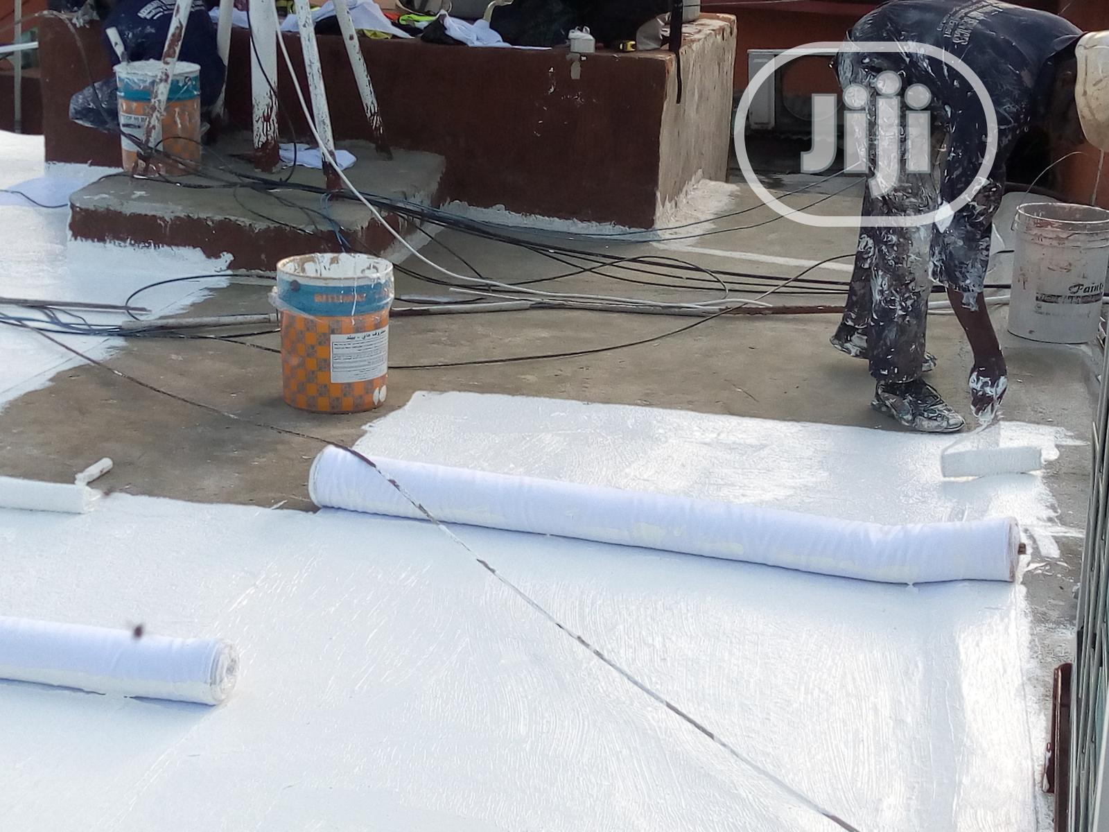 Archive: Concrete Deck Repair and Waterproofing Services