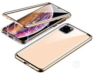 360° Double Sides Glass Magnetic Adsorption Case Cover for iPhone 11   Accessories for Mobile Phones & Tablets for sale in Lagos State, Ikeja