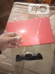 Acrylic Award For Excellence | Arts & Crafts for sale in Lagos State, Ikeja