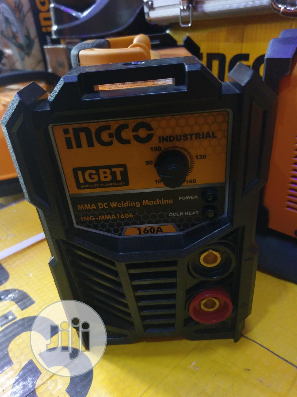 Mma 200A DC Welding Machine