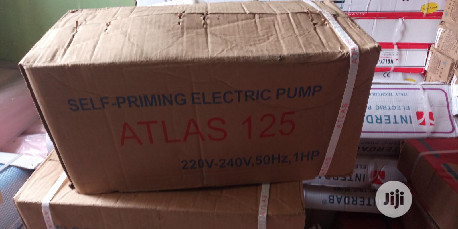Pumping Machine- Atlas Surface Pump
